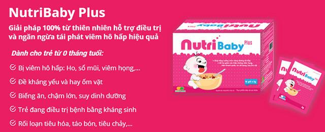 Đối tượng nên sử dụng Nutribaby